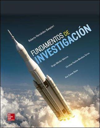 Imagen de FUNDAMENTOS DE INVESTIGACION 1RA. ED.