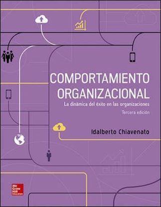 Imagen de COMPORTAMIENTO ORGANIZACIONAL 3RA. ED.