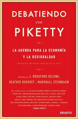 Imagen de DEBATIENDO CON PIKETTY