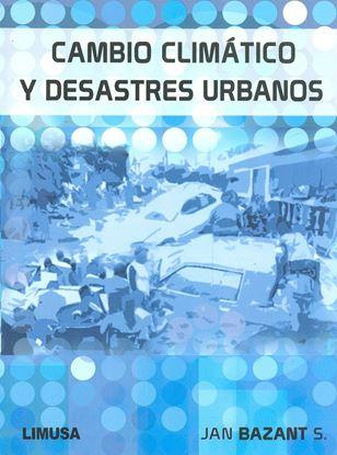 Imagen de CAMBIO CLIMATICO DE DESASTRES URBANOS