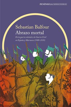 Imagen de ABRAZO MORTAL ( GUERRA COLONIAL Y CIVIL)