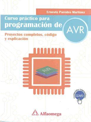 Imagen de CURSO PRACTICO PARA PROGRAMACION DE AVR