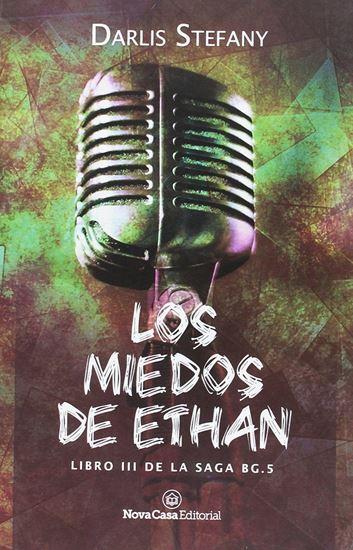 Imagen de LOS MIEDOS DE ETHAN (HARRY 3)