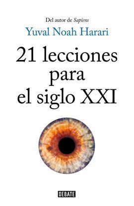 Imagen de 21 LECCIONES PARA EL SIGLO XXI