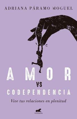 Imagen de AMOR VS CODEPENDENCIA