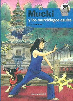 Imagen de MUCKI Y LOS MURCIELAGOS AZULES