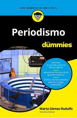 Imagen de PERIODISMO PARA DUMMIES