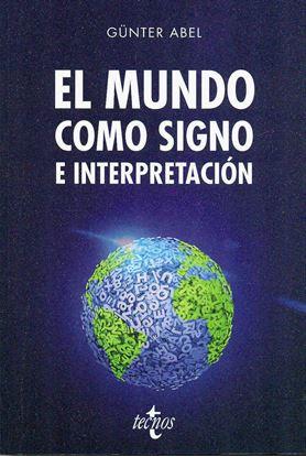 Imagen de EL MUNDO COMO SIGNO E INTERPRETACION
