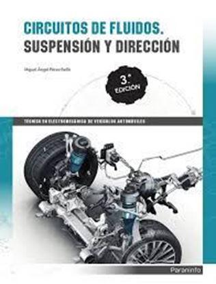 Imagen de CIRCUITO DE FLUIDOS. SUSPENSION Y DIRECC