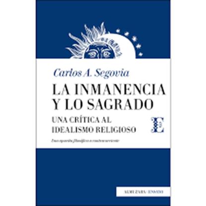 Imagen de LA INMANENCIA Y LO SAGRADO