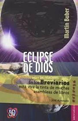 Imagen de ECLIPSE DE DIOS. ESTUDIOS SOBRE LAS RELA