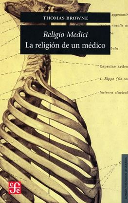 Imagen de RELIGIO MEDICI. LA RELIGION DE UN MEDICO