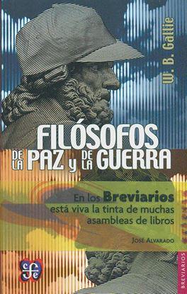 Imagen de FILOSOFOS DE LA PAZ Y DE LA GUERRA