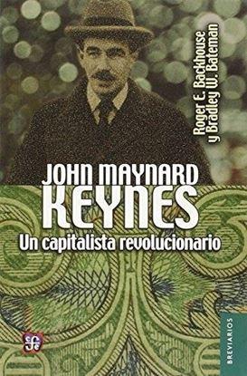 Imagen de JOHN MAYNARD KEYNES. UN CAPITALISTA REVO