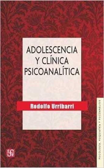 Imagen de ADOLESCENCIA Y CLINICA PSICOANALITICA