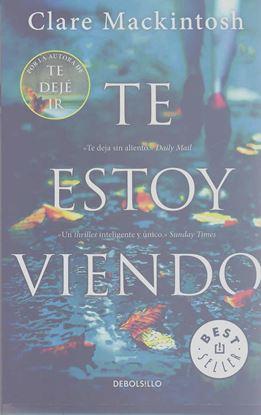 Imagen de TE ESTOY VIENDO (BOL)