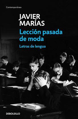 Imagen de LECCION PASADA DE MODA (BOL)