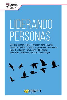 Imagen de LIDERANDO PERSONAS