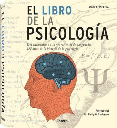 Imagen de EL LIBRO DE LA PSICOLOGIA