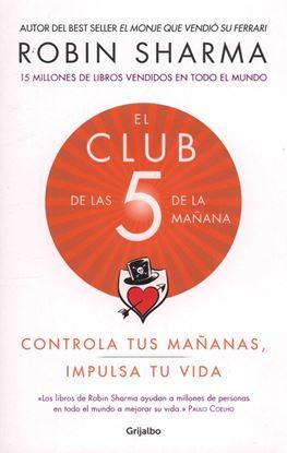 Imagen de EL CLUB DE LAS 5 DE LA MAÑANA