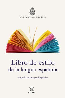 Imagen de LIBRO DE ESTILO DE LA LENGUA ESPAÑOLA SE
