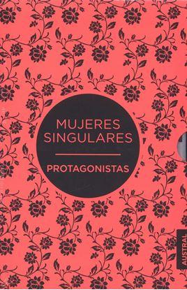 Imagen de ESTUCHE MUJERES SINGULARES. PROTAGONISTA