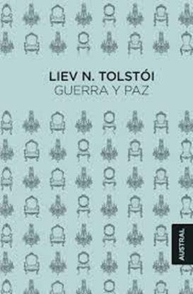Imagen de GUERRA Y PAZ (BOL)