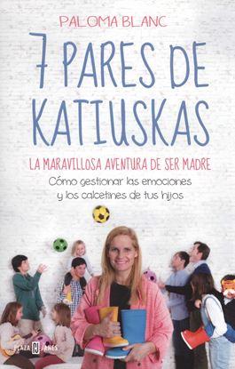 Imagen de 7 PARES DE KATIUSKAS. LA MARAVILLOSA AVE
