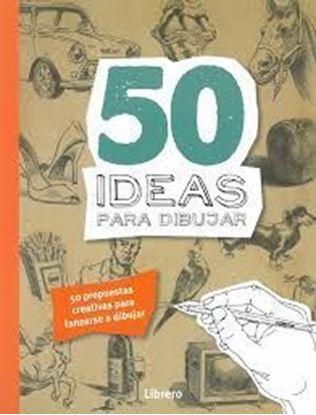 Imagen de 50 IDEAS PARA DIBUJAR