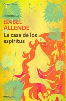 Imagen de LA CASA DE LOS ESPIRITUS (BOL) (ED.ESCOL