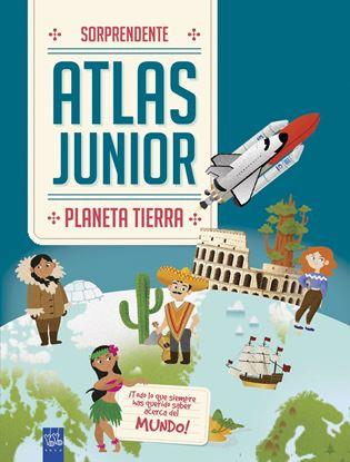 Imagen de ATLAS JUNIOR. PLANETA TIERRA