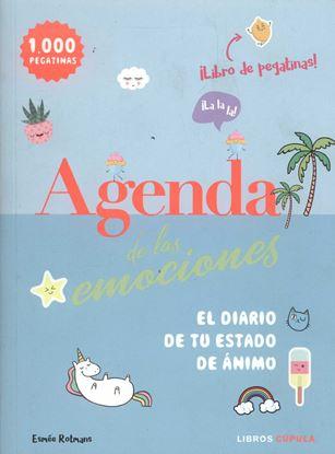 Imagen de AGENDA DE LAS EMOCIONES