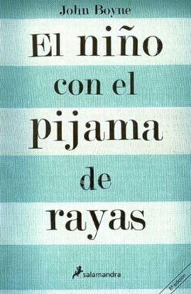 Imagen de EL NIÑO CON EL PIJAMA DE RAYAS