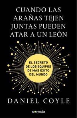 Imagen de CUANDO LAS ARAÑAS TEJEN JUNTAS, PUEDEN A