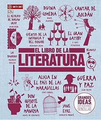Imagen de EL LIBRO DE LA LITERATURA