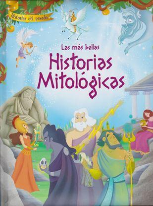 Imagen de LAS MAS BELLAS HISTORIAS MITOLOGICAS