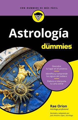 Imagen de ASTROLOGIA PARA DUMMIES