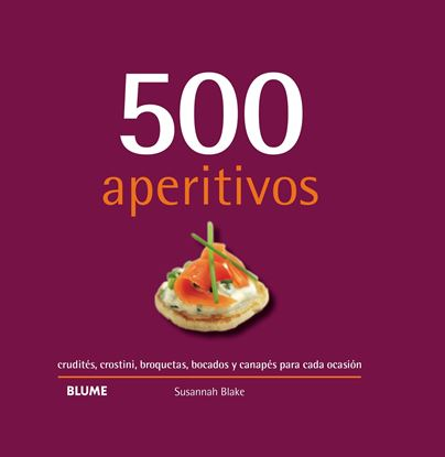 Imagen de 500 APERITIVOS (2019)