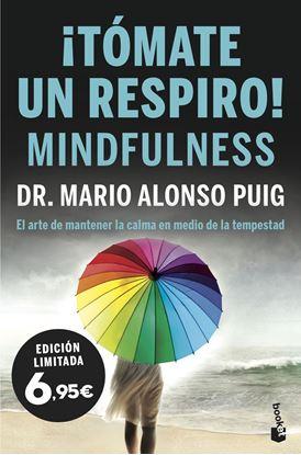 Imagen de ¡TOMATE UN RESPIRO! MINDFULNESS (BOL)