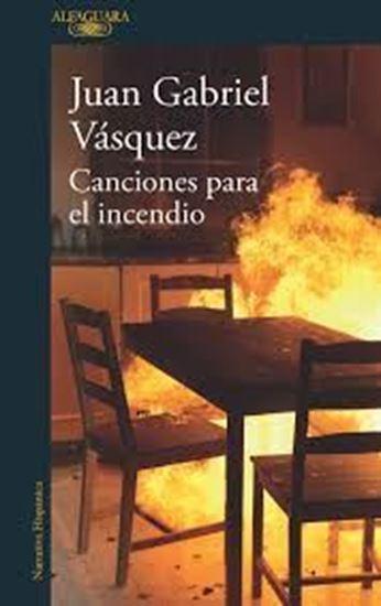 Imagen de CANCIONES PARA EL INCENDIO