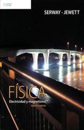 Imagen de FISICA, ELECTRICIDAD Y MAGNETISMO 7MA.ED