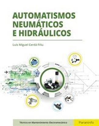 Imagen de AUTOMATISMOS NEUMATICOS E HIDRAULICOS