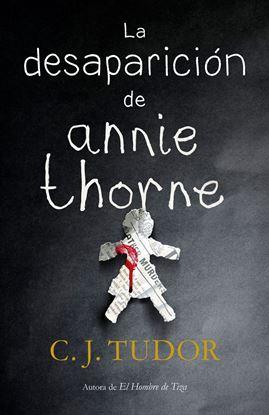 Imagen de LA DESAPARICION DE ANNIE THORNE