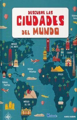 Imagen de DESCUBRE LAS CIUDADES DEL MUNDO