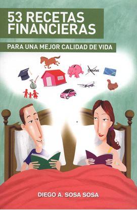 Imagen de 53 RECETAS FINANCIERAS