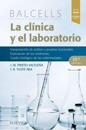 Imagen de BALCELLS. LA CLINICA Y EL LABORATORIO