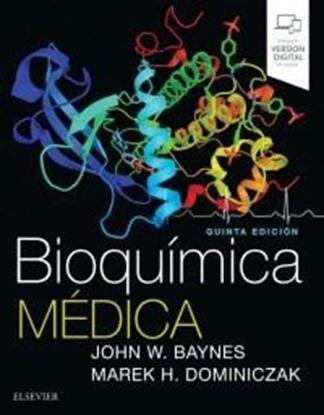 Imagen de BIOQUIMICA MEDICA (5TA. ED.)