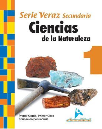 Imagen de CIENCIAS DE LA NAT. SERIE VERAZ 1 (MEDIA