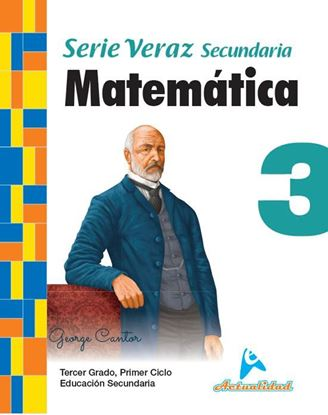 Imagen de MATEMATICA SERIE VERAZ 3 (MEDIA)