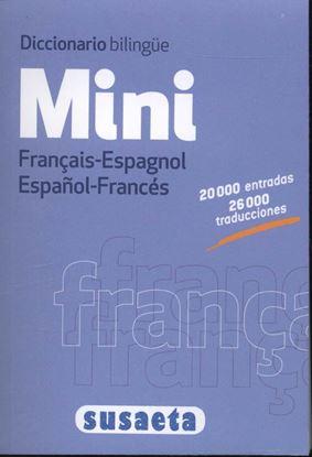 Imagen de DICCIONARIO BILINGUE MINI (ESPANOL-FRANC